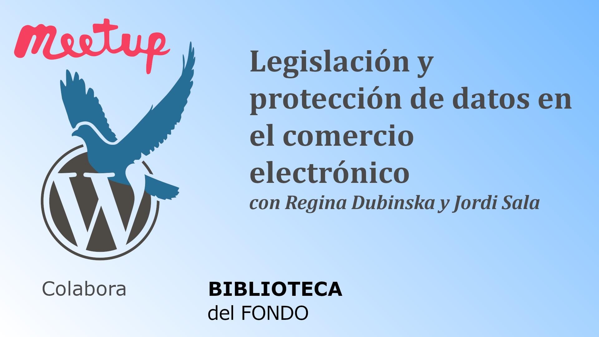 Vídeo: Legislación y protección de datos en el comercio electrónico
