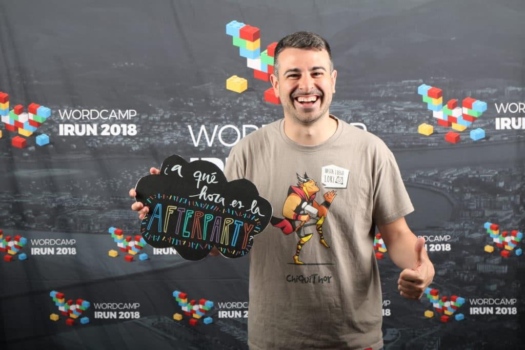 La gran experiencia de la WordCamp Irun 2018