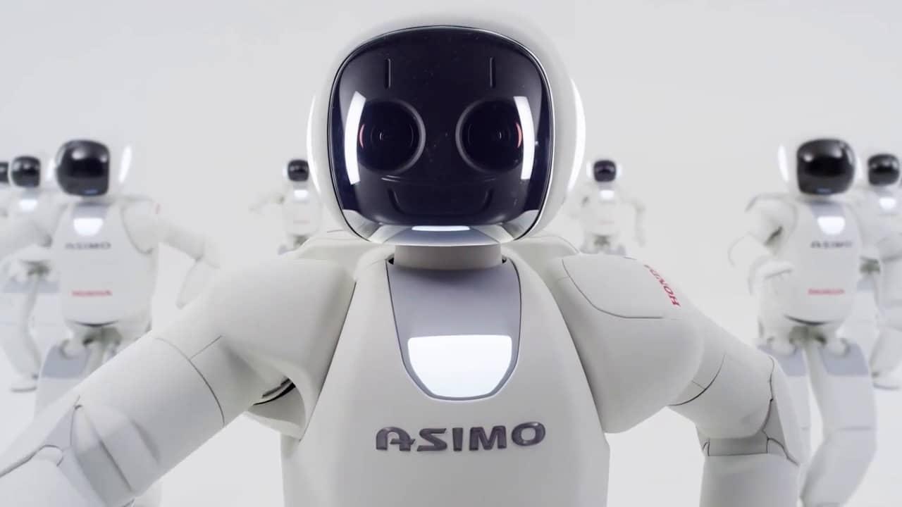 Honda presenta un robot que entiende gestos humanos