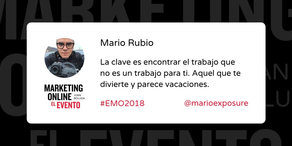 Evento Marketing Online #EMO2018