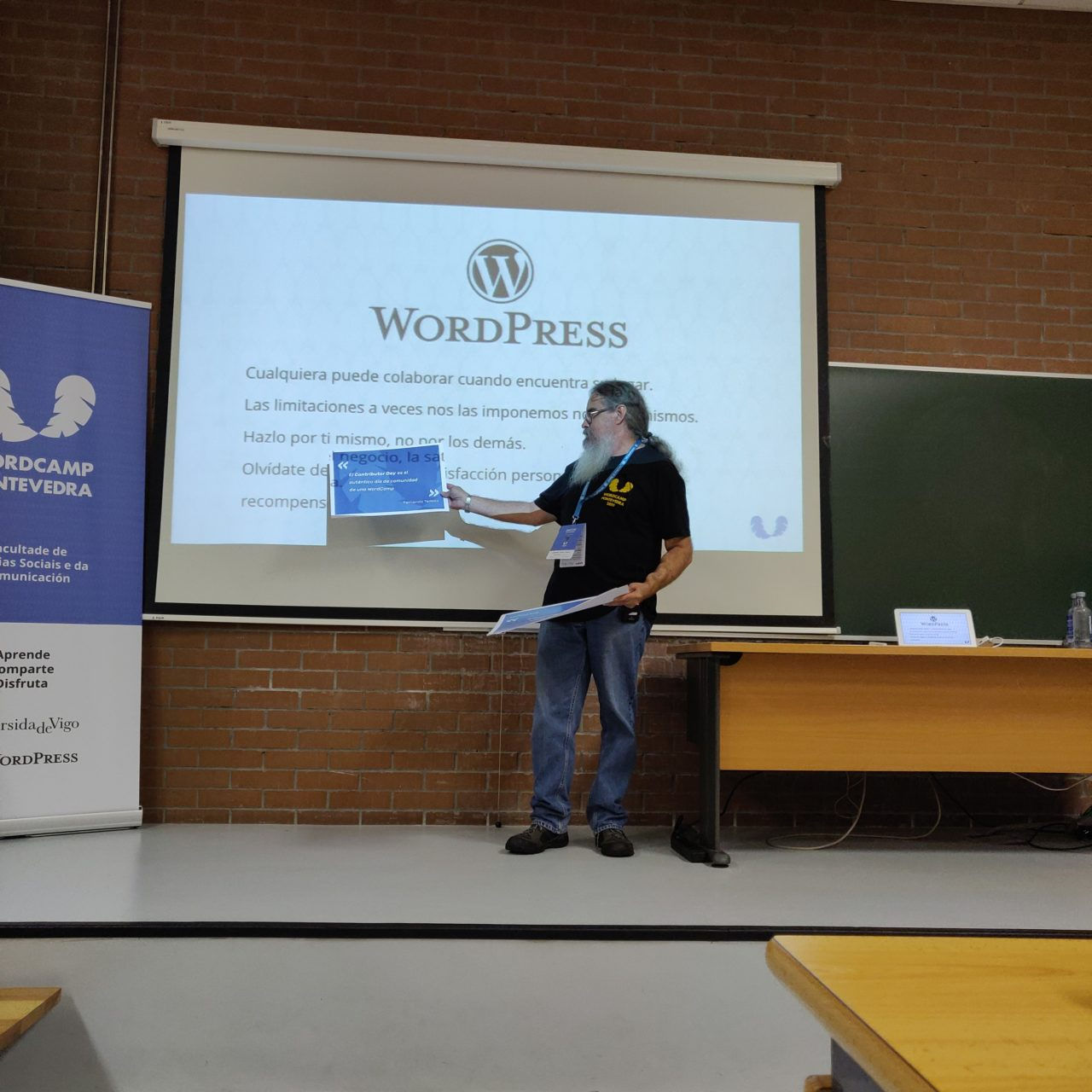 PonteWordCamp 2019, mi resumen