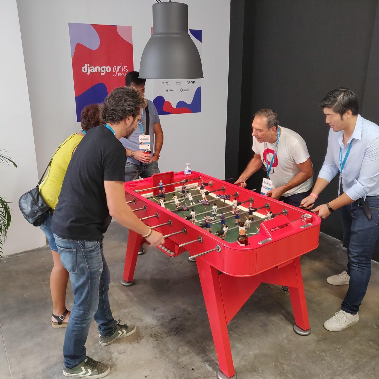 WordCamp para desarrolladores Sevilla 2019
