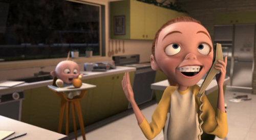 Cortos de Pixar: Jack-Jack ataca