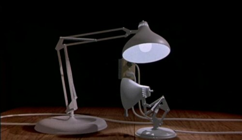 Cortos de Pixar: Luxo Jr.