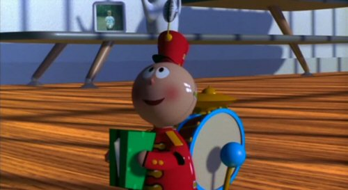 Cortos de Pixar: Tin Toy
