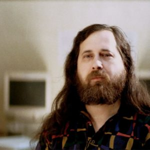 """Richard Stallman: """"La propiedad de software es un robo"""""""