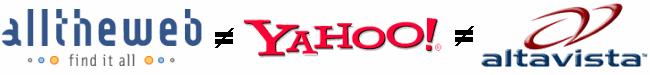 AlltheWeb-Yahoo-Altavista