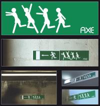 Anuncios AXE