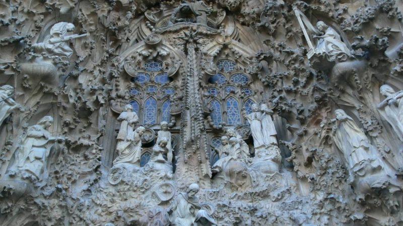 Las obras de la Sagrada Familia ya se puede visitar finalizadas en la Red