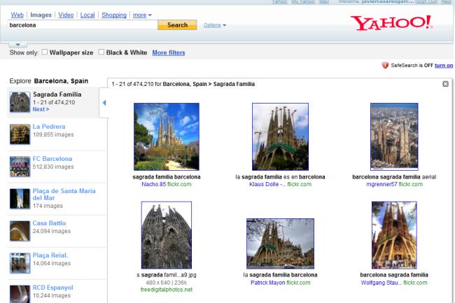 Barcelona en Yahoo! Imágenes