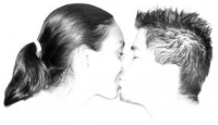 Besos, besos y más besos