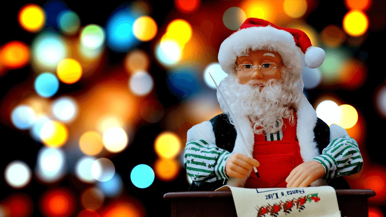 Feliz Navidad y próspero Año Nuevo Políglota