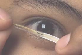 Microelectrónica Para Una Retina Artificial