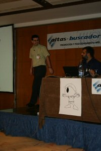 Más fotos del congreso OJObuscador