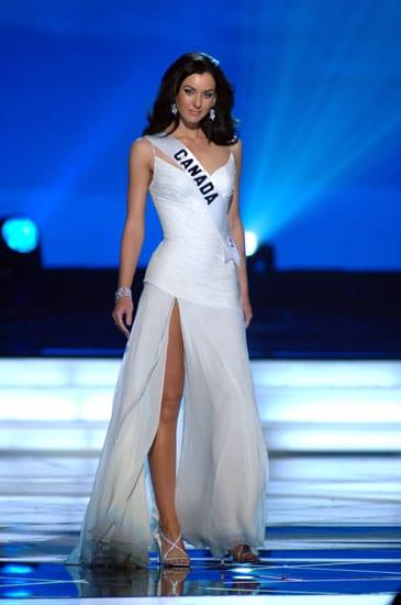 Natalie Glebova, Miss Universo 2005