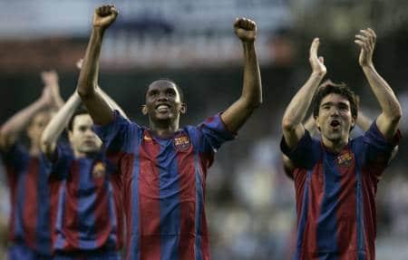 el Barça ganó la liga