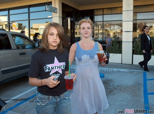 Britney Spears y su hermana