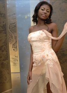 Miss Angola - Zenilde Josias