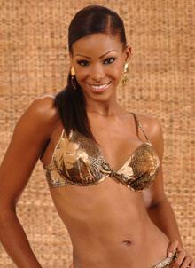 Miss Aruba - Luisana Cicilia