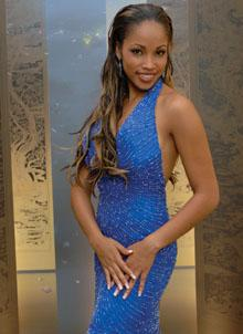 Miss Bahamas - Denia Nixon