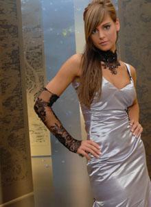 Miss Bélgica - Debby Dewaele