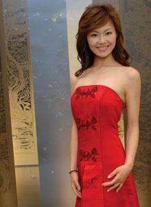 Miss China - Siyuan Tao