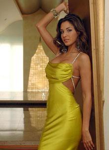 Miss Colombia - Adriana Tarud