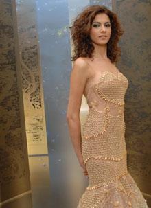 Miss Egipto - Meriam George