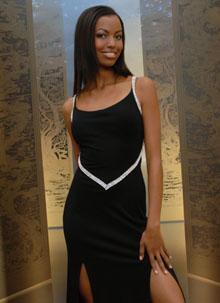 Miss Etiopía - Atetegeb Tetfaye Worku