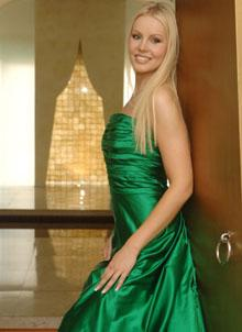 Miss Finlandia - Hanna Ek