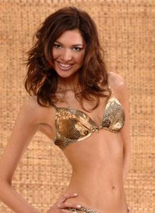 Miss Georgia - Rusudan Bochoidze