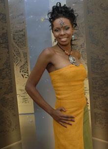 Miss Kenia - Rachel Marete
