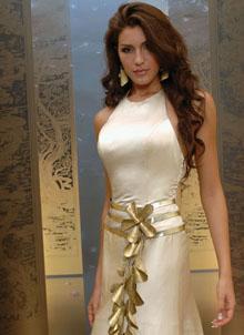 Miss Perú - Débora Sulca