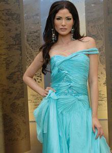 Miss Puerto Rico - Cynthia Olavarría