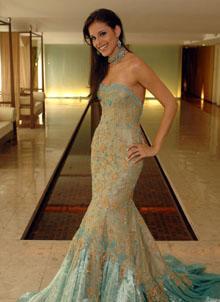 Miss República Dominicana - Renata Soñé