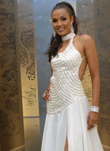 Miss Sri Lanka - Rozanne Diasz