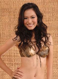 Miss Tailandia - Chananporn Rosjan