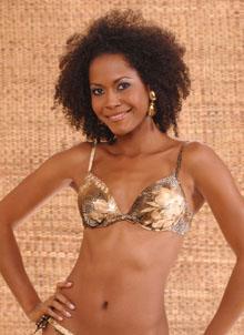 Miss Trinidad y Tobago - Magdalene Walcott