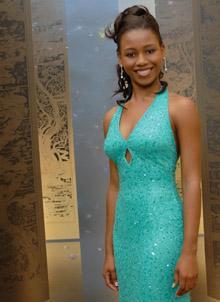Miss Turcos y Caicos - Wenika Ewing