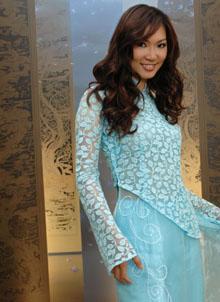 Miss Vietnam - Hang Thu Pham