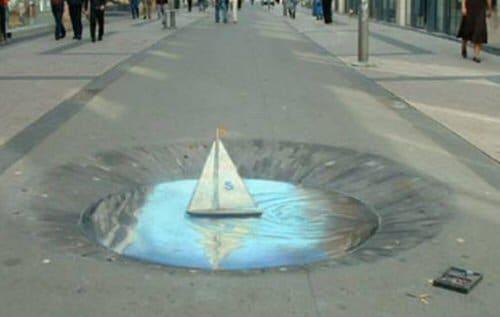 3D en la calle