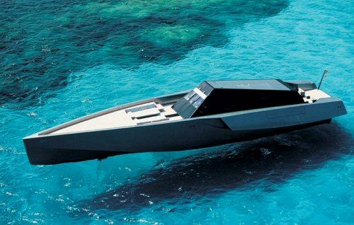 Barco de James Bond