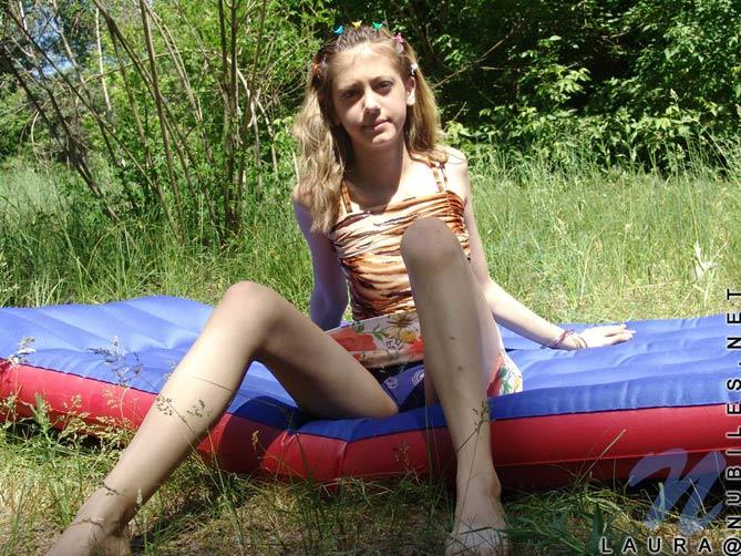 Laurita se va de picnic