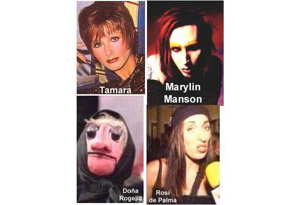 Es que hay gente que se parece...