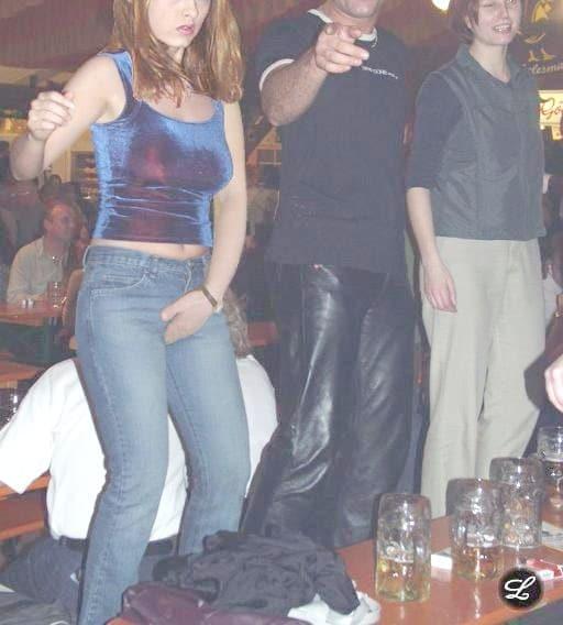 Si bebes, no bailes...