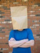 Alguien que se esconde