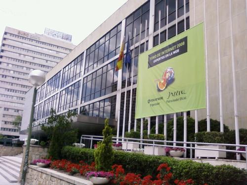 Foro de Internet 2008 en Madrid