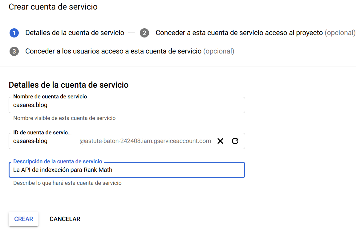 Cómo usar la Indexing API con WordPress