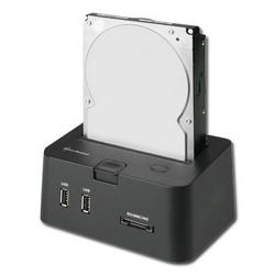 Lector de discos duros SATA externo