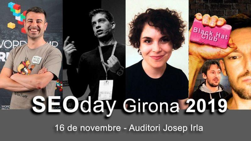 SEOday Girona 2019: Web Performance